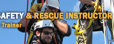 Competent Level Tower Safety & Rescue Instructor