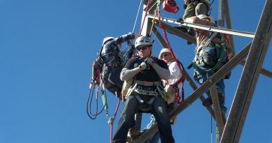 Comtrain's 3 Day Tower Safety & Rescue Instructor (Train the Trainer) Course