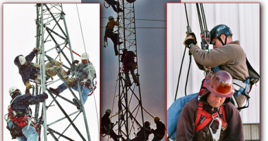 Competent Climber/Rescuer Instructor Upgrade